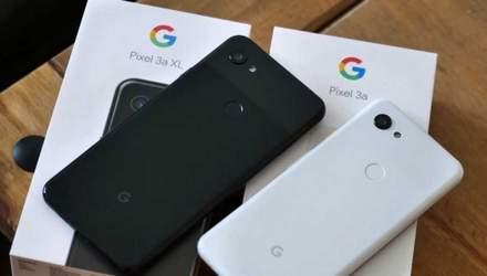Google представила бюджетные смартфоны Pixel 3A и Pixel 3A XL
