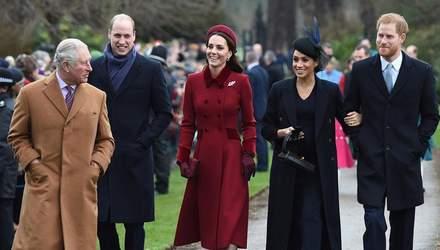 Принц Гаррі та Меган Маркл об'єднались з принцом Вільямом і Кейт Міддлтон для особливого проекту