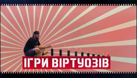Невероятные видео от Dude Perfect: трюки с мячом, водяным пистолетом и Сереной Уильямс