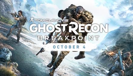 Ubisoft офіційно анонсувала гру Tom Clancy's Ghost Recon Breakpoint: трейлер та сюжет