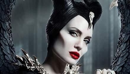 """Друга частина фільму """"Малефісента"""": мережу підкорюють трейлер і новий постер з Анджеліною Джолі"""