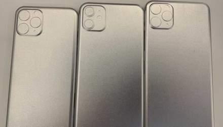Выглядит интересно: в сети появились свежие фото iPhone 11 и iPhone Xr 2