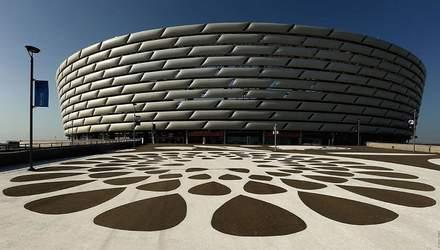 """""""Арсенал"""" жестко раскритиковал УЕФА за финал Лиги Европы в Баку"""