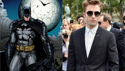 Кто станет новым Бэтменом: с Робертом Паттинсоном ведутся переговоры