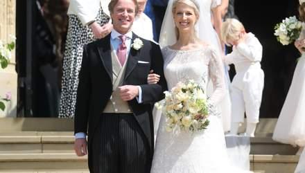 Королівське весілля: у Великобританії вийшла заміж леді Габріелла Віндзор