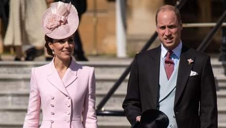 Стильная герцогиня: Кейт Миддлтон очаровала выходом в элегантном платье