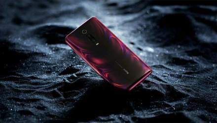 """Топовий смартфон Redmi K20 засвітився на """"живих"""" фото"""