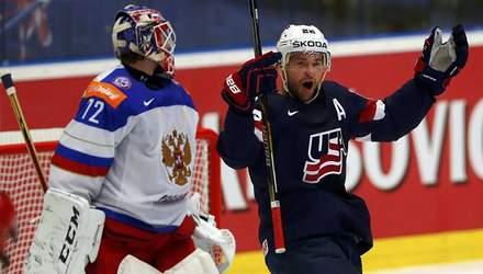 Россия – США: онлайн 1/4 финала чемпионата мира по хоккею