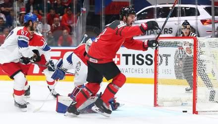 Канада розгромила Чехію та вийшла у фінал чемпіонату світу з хокею: відео