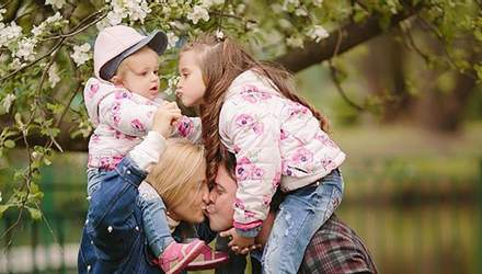 Идеальный выходной: Лилия Ребрик показала фото с семейного отдыха