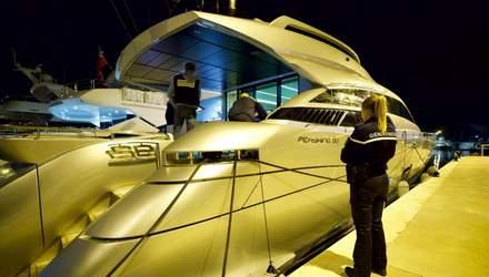 Біля Канн після закриття фестивалю зіткнулись дві яхти: є загиблий