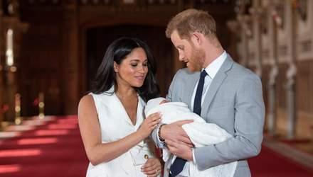 Крестины сына Меган Маркл и принца Гарри: когда и где состоится традиционная церемония
