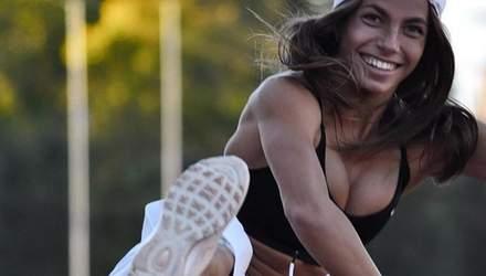 Марина Бех-Романчук показала безумное тренировки: увлекательное видео