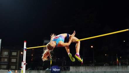 Юлия Левченко стала второй на этапе Бриллиантовой лиги