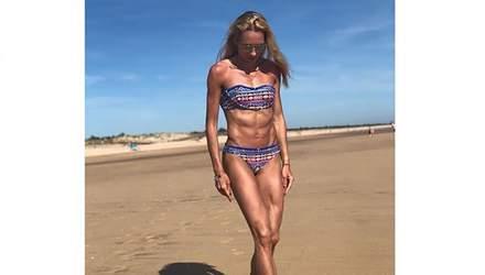 Спортивная и соблазнительная: какие фото постит в Instagram украинская легкоатлет Ольга Саладуха