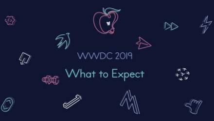 Летняя презентация Apple WWDC 2019: что представила компания