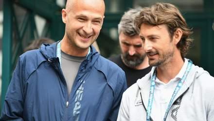 Легендарный украинский теннисист сыграет со звездными спортсменами на Roland Garros