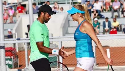 Roland Garros: украинская теннисистка сенсационно прошла в полуфинал турнира в миксте