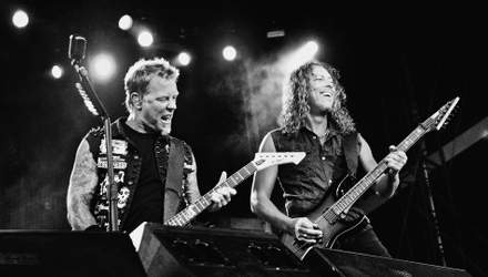 Metallica виконає гімн США перед третім матчем фіналу НБА