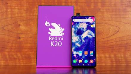 Как смартфон Redmi K20 Pro выглядит изнутри: видео