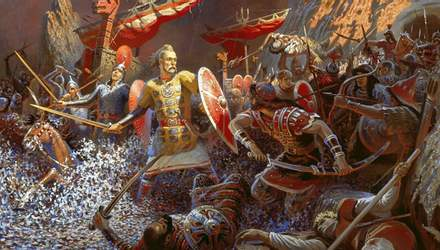Український Чак Норіс: приголомшливі факти про легендарного князя Святослава