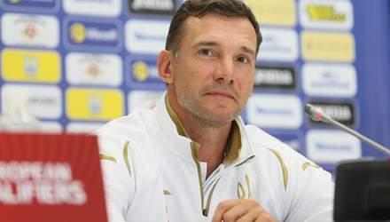 Шевченко рассказал, за счет чего удалось победить Сербию