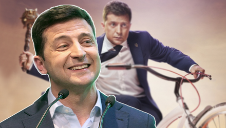 Голобородько VS Зеленський: перші скандали нового президента