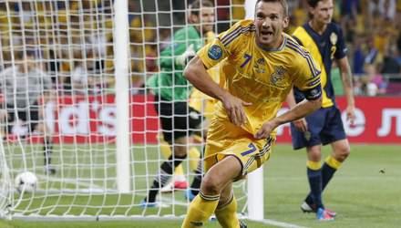 День в истории – 7 лет тому сборная Украины получила единственную в своей истории победу на Евро