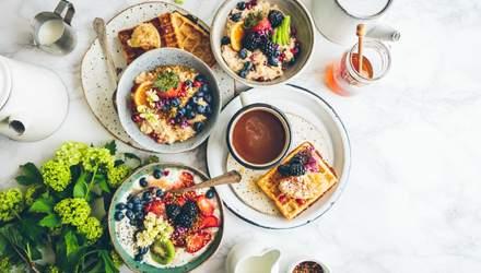 Как сделать завтрак быстро и легко: рецепты