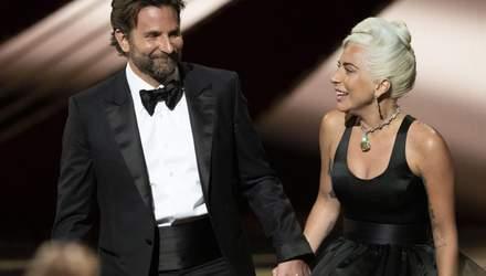 Леди Гага резко прокомментировала роман с Брэдли Купером: видео