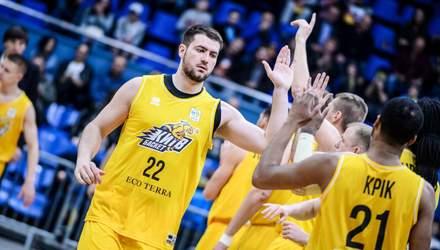 Три українських баскетбольні клуби зробили заявки на участь в єврокубках