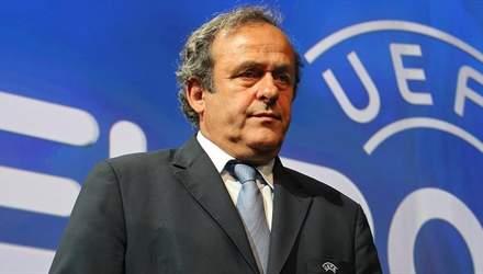 Экс-президента УЕФА Мишеля Платини задержали по делу о выборе страны проведения ЧМ-2022