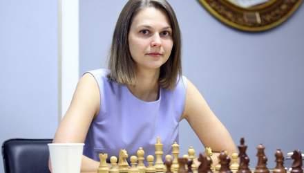 Анна Музычук заняла второе место на турнире претенденток в России