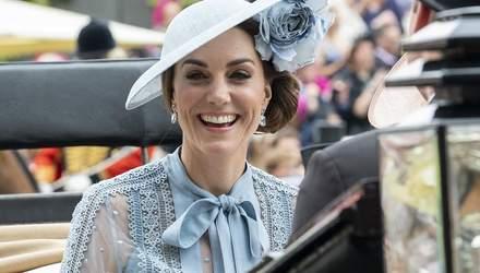 Кейт Миддлтон примерила элегантное платье от ливанского кутюрье: стильные фото герцогини