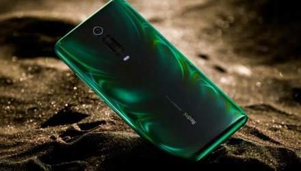Новий лідер: Xiaomi Redmi K20 Pro очолив рейтинг найпотужніших смартфонів
