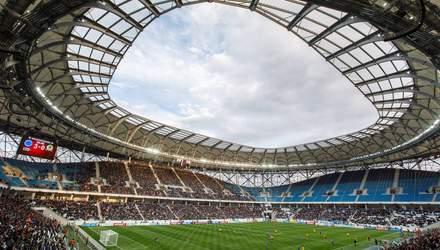 В Росії розграбували стадіон, який приймав матчі ЧС-2018