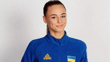 18-летняя Билодид получила первое золото для Украины на Европейских играх-2019
