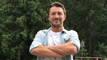 """Сергій Притула зламав ногу: """"Перепрошую, з ким """"злітають"""" зустрічі"""""""