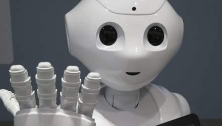 """Роботів навчили """"відчувати"""" предмети"""