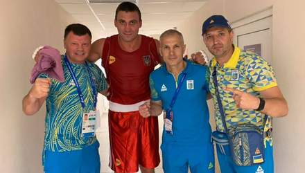 Український боксер побив росіянина на Європейських іграх: відео