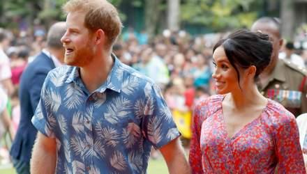 Первый семейный тур: принц Гарри и Меган Маркл посетят Африку
