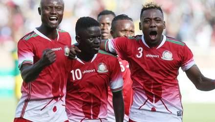 Кубок Африки-2019: Алжир несподівано переміг Сенегал, Кенія здолала Танзанію