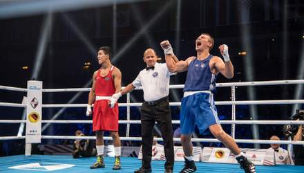 Двоє українських боксерів ефектно пробилися у фінал Європейських ігор-2019: відео