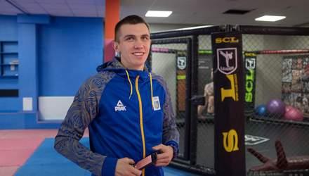 Украина завоевала еще одну бронзовую медаль по каратэ на Европейских играх 2019