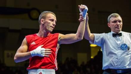 Украинский боксер Буценко выиграл серебро Европейских игр