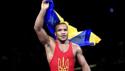 Жан Беленюк завоевал для Украины 11-е золото на Европейских играх