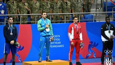 Стало відомо, хто понесе прапор України на закритті Європейських ігор-2019