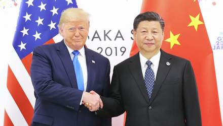 Дональд Трамп снял санкции с Huawei