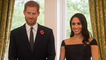 Хочу быть примером для сына, – принц Гарри тронул речью на вручении премии принцессы Дианы