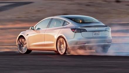 Tesla Model 3 признали одним из самых безопасных авто: захватывающее видео